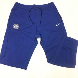 Nike Men's Tech Fleece Pants Chelsea Club Size XL